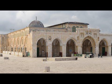 Halal or Haram - Azan at Masjid al-Aqsa Salah Fajr
