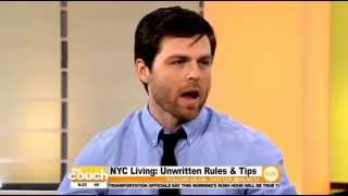NYC Living: Unwritten Rules & Tips