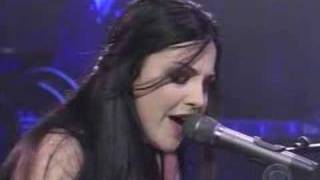 Evanescence My immortal Live -scene