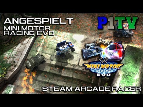 Angespielt - Mini Motor Racing EVO [Full HD]