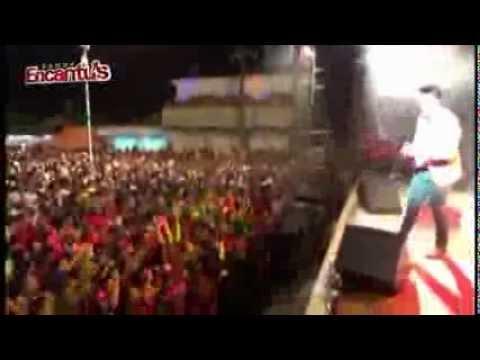 Banda encantus ao vivo em Camutanga-PE festa de reis 2014