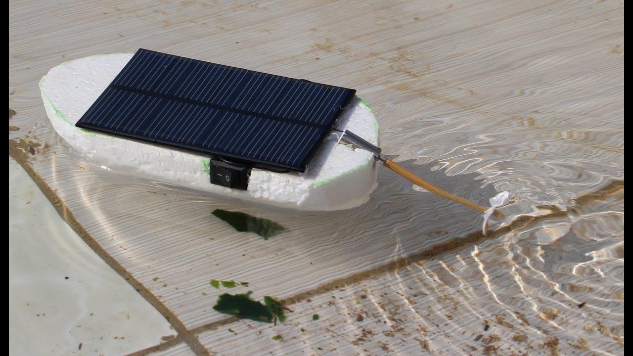 Как сделать простейшую солнечную батарею