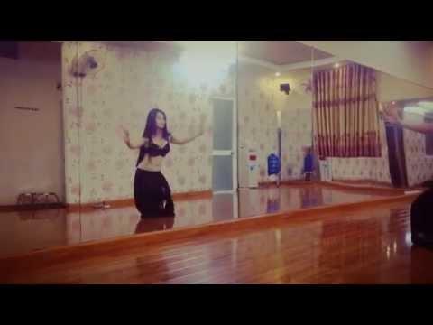 Belly dance la la la shakira