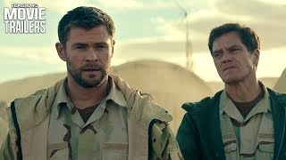 12 STRONG   ALL Clips and Trailer Compilation - FilmIsNow