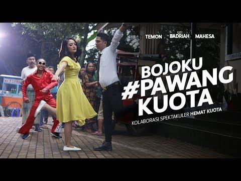 Siti Badriah & Mahesa Ofki (ft. Temon) - Bojoku #PawangKuota (Official Music Video)