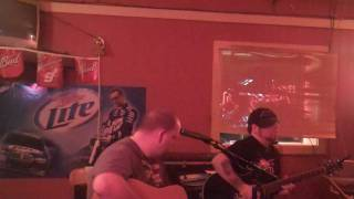 Mike & Lee Acoustic - Born Under a Bad Sign [Live @ Longhorn Cafe]