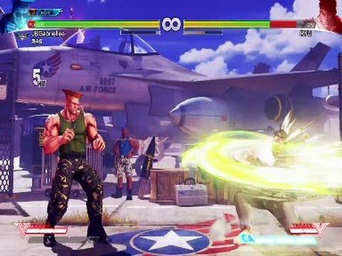 Street Fighter V Guile theme   mp3