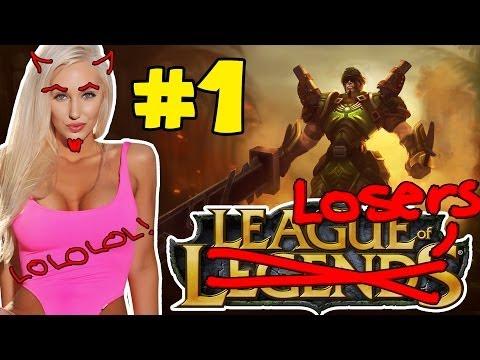 League of Losers #1 - JARVAN ON TOP!