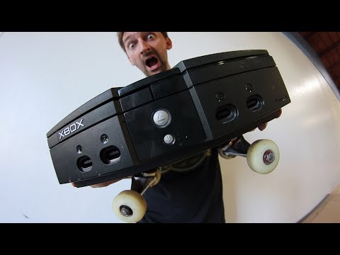 SKATING AN XBOX! | SKATE EVERYTHING EPISODE 71