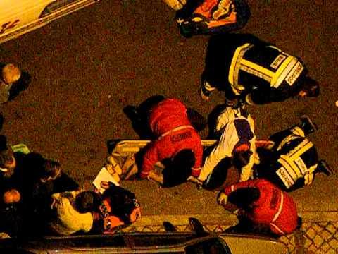 Mulher atropelada em Queluz