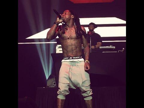 Lil Wayne Performs
