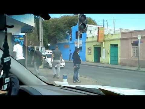 Calles de Calama