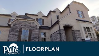 New Homes by Pulte Homes – Riverton Floorplan