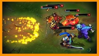 BEST EYE-POPPING MOMENTS - League of Legends