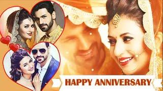 Happy Wedding Anniversary wishes video, romantic song - Free Whatsapp Anniversary Status