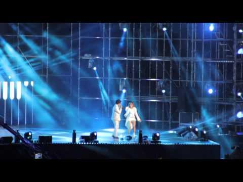 [FANCAM][2014년11월02일 - Asia Song Festival] Afgan - Love Never Felt So Good