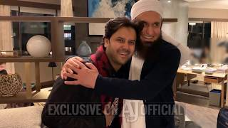 Indian Singer 34 Javed Ali 34 Meets Maulana Tariq Jameel