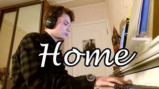 Download Lagu Machine Gun Kelly, X Ambassadors & Bebe Rexha - Home. From Bright (piano cover) | Nikita Bocharov Gratis STAFABAND