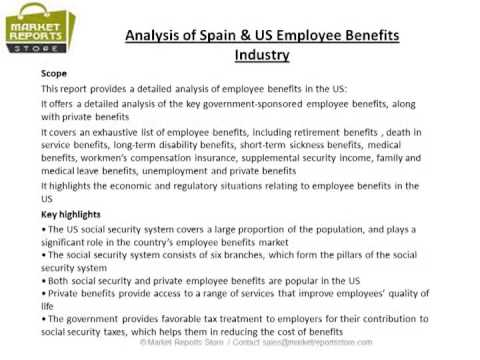Spain & US Employee Benefits Market Growth Prospects