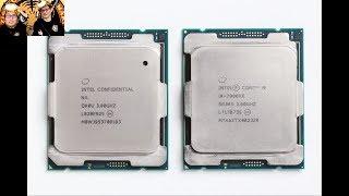 ジサトラKTU #83~次期Core X最上位「Core i9-9980XE」と「Core i9-7980XE」ベンチマーク対決~