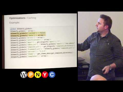 0 Coding for the Masses (Advanced WordPress theme + framework Development)   Darcy Clarke