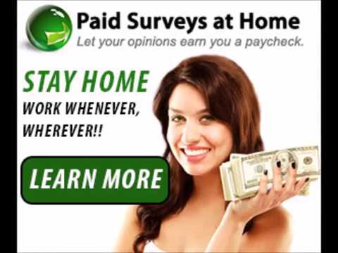 Work From Home Online Jobs 2018 - Legitimate Paid Surveys Income Proof