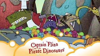 Captain Flinn: Cheer Up Russell S1 E28 | WikoKiko Kids TV