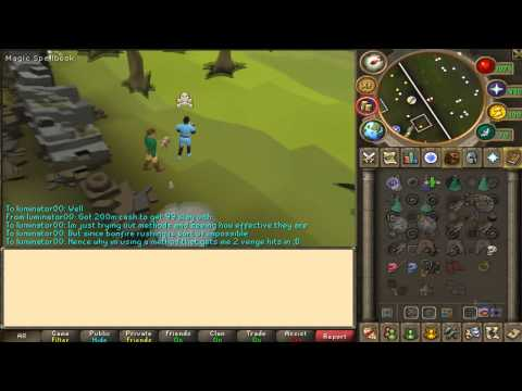 Runescape - How to No Item Rush for Easy Loots and BUCKETS OF FUNSIES - MLGudi