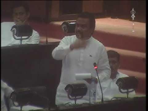 Parliament of Sri Lanka - 5 May 2016 part 5