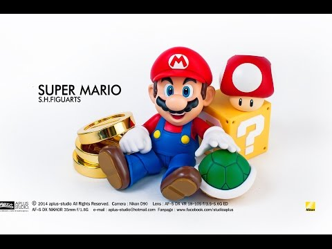 REVIEW S.H.F.Super Mario Bros.