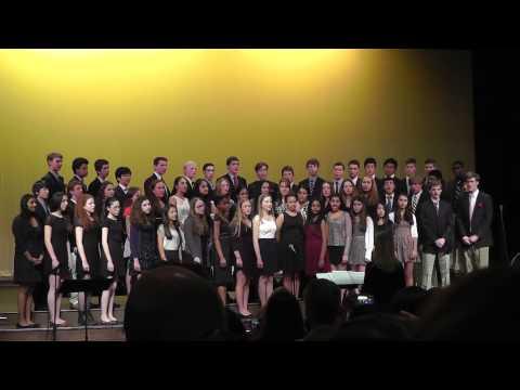 "Trinity School Upper School Chorus sings ""And So It Goes"" - 05/08/2013"