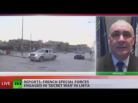 'Secret war': France reportedly engaged in military ops against ISIS in Libya