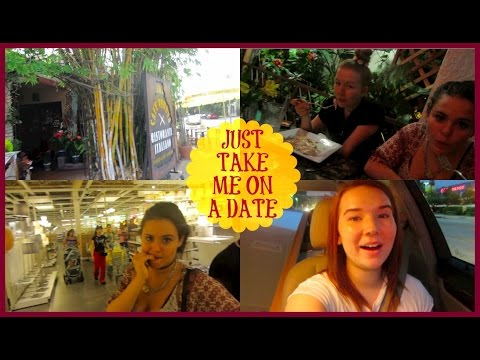 JUST TAKE ME ON A DATE (SS #25)