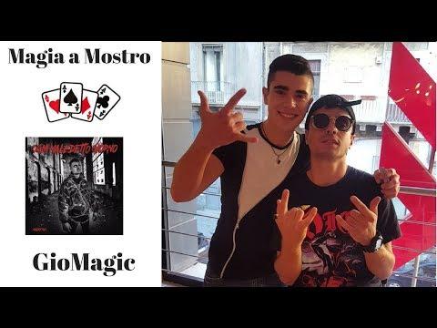 Mostro - Ogni Maledetto Giorno/Acciaio instore MAGIC TRICK - Magie a personaggi famosi #4