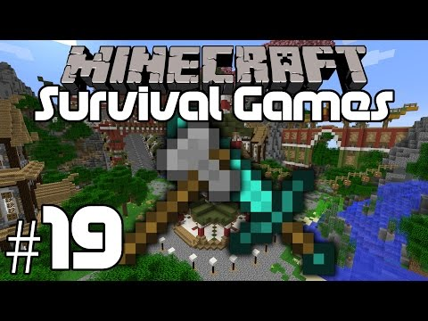 Minecraft: Survival Games #19 W  Dr peachfuzz - The Spanking Device! video