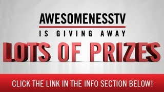 AwesomenessTV is Giving Away PRIZES!!!