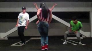 Akon ft. Chris Brown - Take It Down Low Dance Choreography » Matt Steffanina
