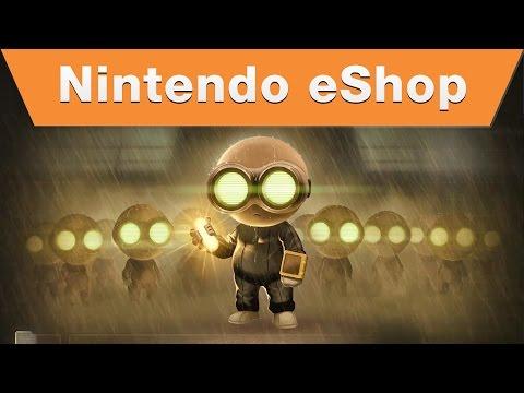 Nintendo eShop - Stealth Inc. 2 Launch Trailer