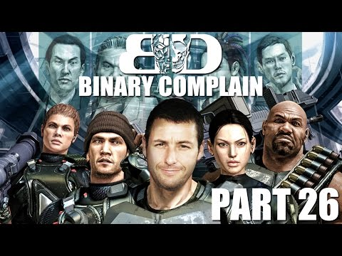Migoy Plays Binary Complain – Part 26 | Binary Domain | Too Much Gaming