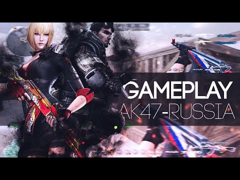 Gameplay Ak47-Russia