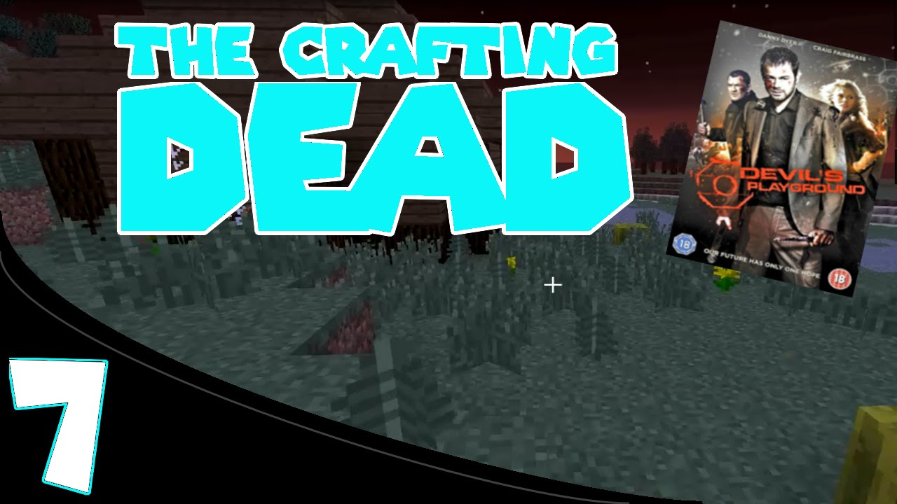 The crafting dead ep 7 devil 39 s playground part 1 youtube for The crafting dead ep 1