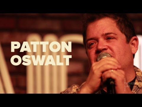 Patton Oswalt -