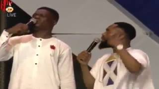 Watch Woli Arole and Asiri at Ay live 2017 full performance see Alibaba's reaction