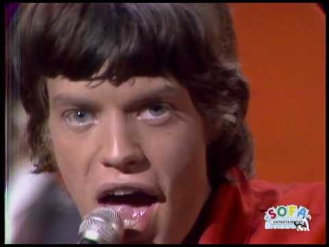 "ROLLING STONES ""(I Can't Get No) Satisfaction"" on The Ed Sullivan Show"