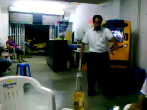 Maldito Alcohol sucedio en Cosamaloapan