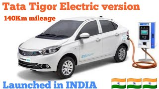 TATA Tigor Electric car Launched in India || Resab Creations