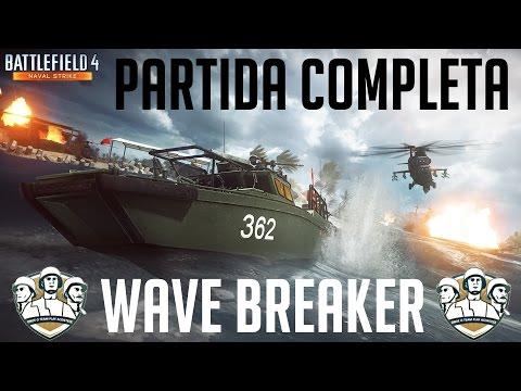 Batalha pelo Mundo #19 - Wave Breaker - Completo