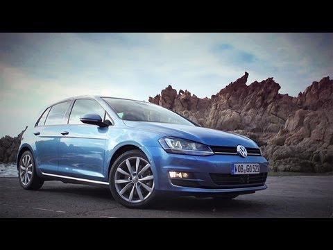 Тест-драйв Volkswagen Golf VII