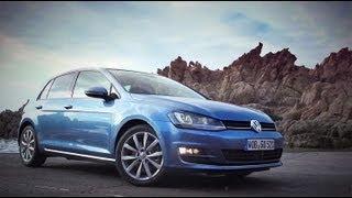 Тест-драйв Volkswagen Golf VII 2013 // АвтоВести 78