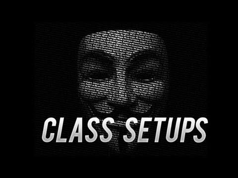All Gametypes Class Setups - Pro Player NAMELESS